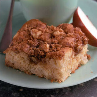 Apple Nut Coffee Cake