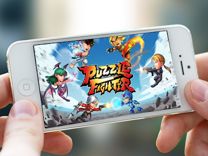 tips: Puzzle Fighter - náhled