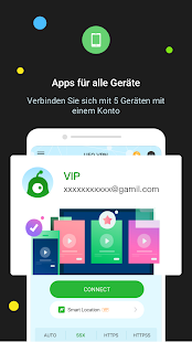 UFO VPN - Premium Proxy Unlimited und VPN Master Screenshot