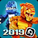 Super Pixel Heroes 2019 icon