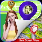 Live Street Maps & Number Locator icon