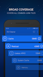 DU Cleaner & Clean Cache apk screenshot