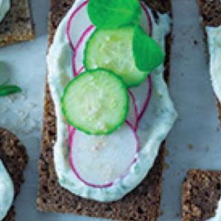 Seasonal Veggie Sandwich.