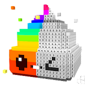 Pixel.ly 3D icon