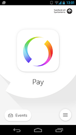Swish payments Screenshot 1