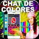 Colores de Chat - Gratis - Teclado de Color - Guía