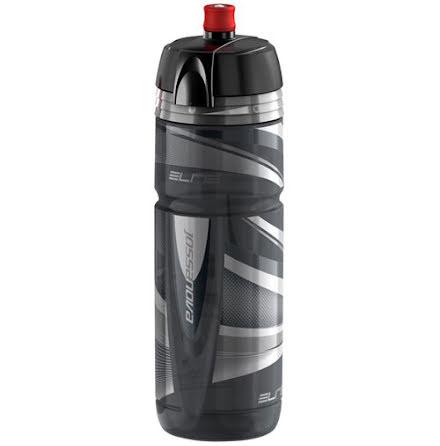 Elite Sykkelflaske Elite Super Jossanova 750ml, sort/røk