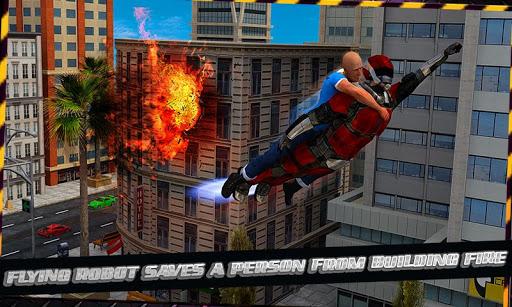 Super Robot: City Rescue