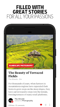 Flipboard APK screenshot thumbnail 3