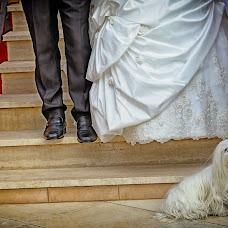 Fotografo di matrimoni Alessandro Spagnolo (fotospagnolonovo). Foto del 06.09.2017