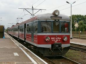 Photo: EN57-676, Toruń Główny - Łódź Kaliska {Kutno; 2013-06-14}