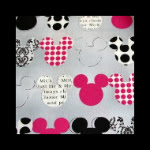 Photo: *Deco Mickey Mouse* *hard to find fabric