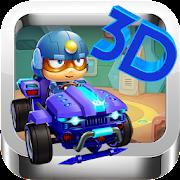 3D Kids Racing Raiders : Best Game