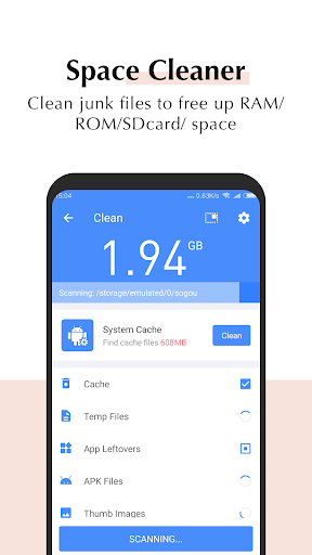 All-In-One Toolbox: Cleaner & Speed Booster v8.1.5.4.4 screenshots 2