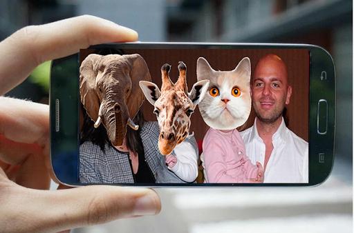 Animal Face Changer Editor