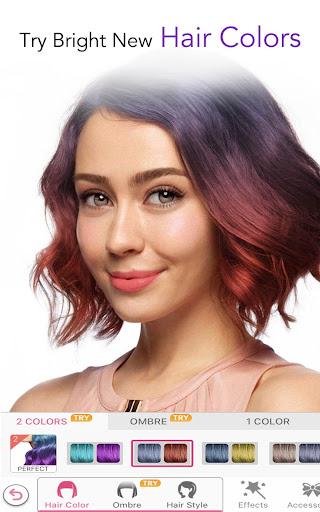 YouCam Makeup-Magic Selfie Cam & Virtual Makeovers 5.70.2 Screenshots 2
