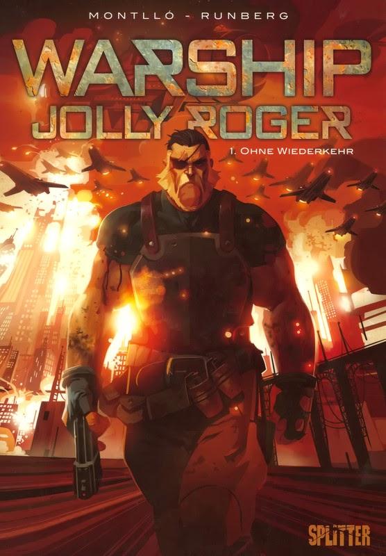 Warship Jolly Roger (2015) - komplett