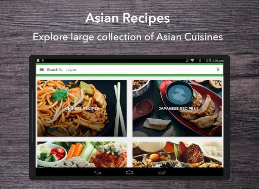 Asian Recipes 41.0.0 screenshots 10