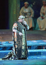 Photo: Wiener Staatsoper: SALOME am 16.1.2016. Gerhard Siegel. Copyright: Wiener Staatsoper/ Michael Pöhn