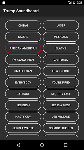 Donald Trump Soundboard Apk Download Free for PC, smart TV