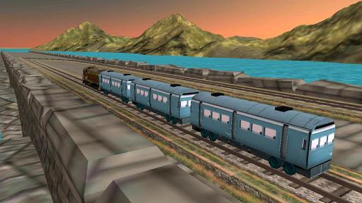 Train Simulator Free Train Games 1.0 screenshots 2