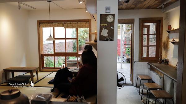 台中西區 |日式茶館 tokutoku-matcha & coffee 耳邊低語著輕柔日語 巷弄老宅