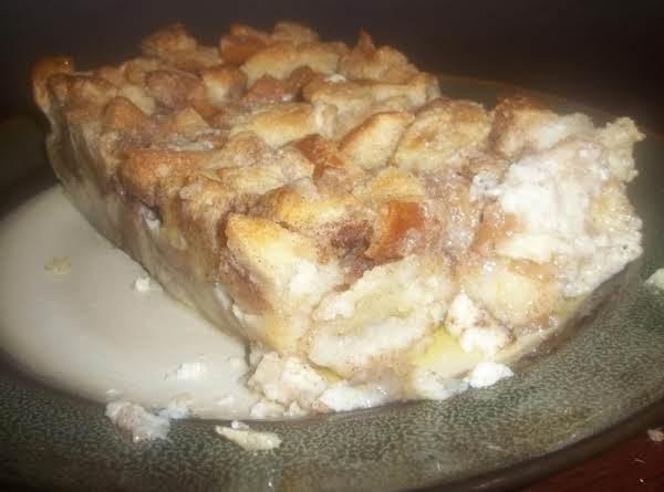 Pansy's Bread Pudding Recipe