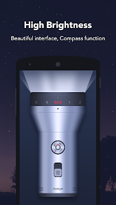 Flashlight - Brightest&Free screenshot 2