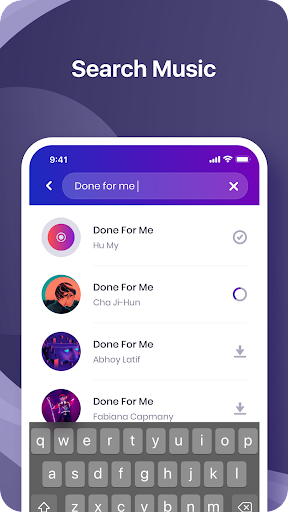 Free Music Download - Mp3 Music Downloader 1.17 screenshots 2