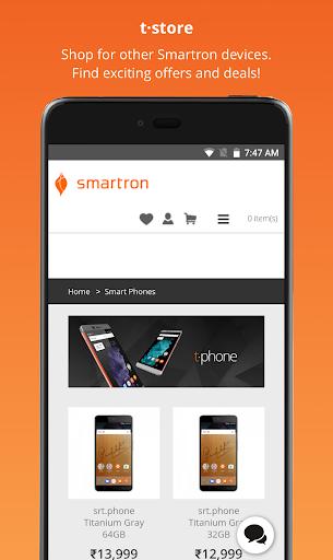 tronx  u2013 Smartron Experience  screenshots 2