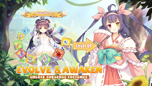 Girls X Battle 2 23.0.64 com.carolgames.moemoegirls apkmod.id 2