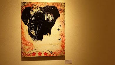 Photo: Galerie 30Works; Sushi Connection; Solo Show MITTENIMWALD; Geisha Taeko
