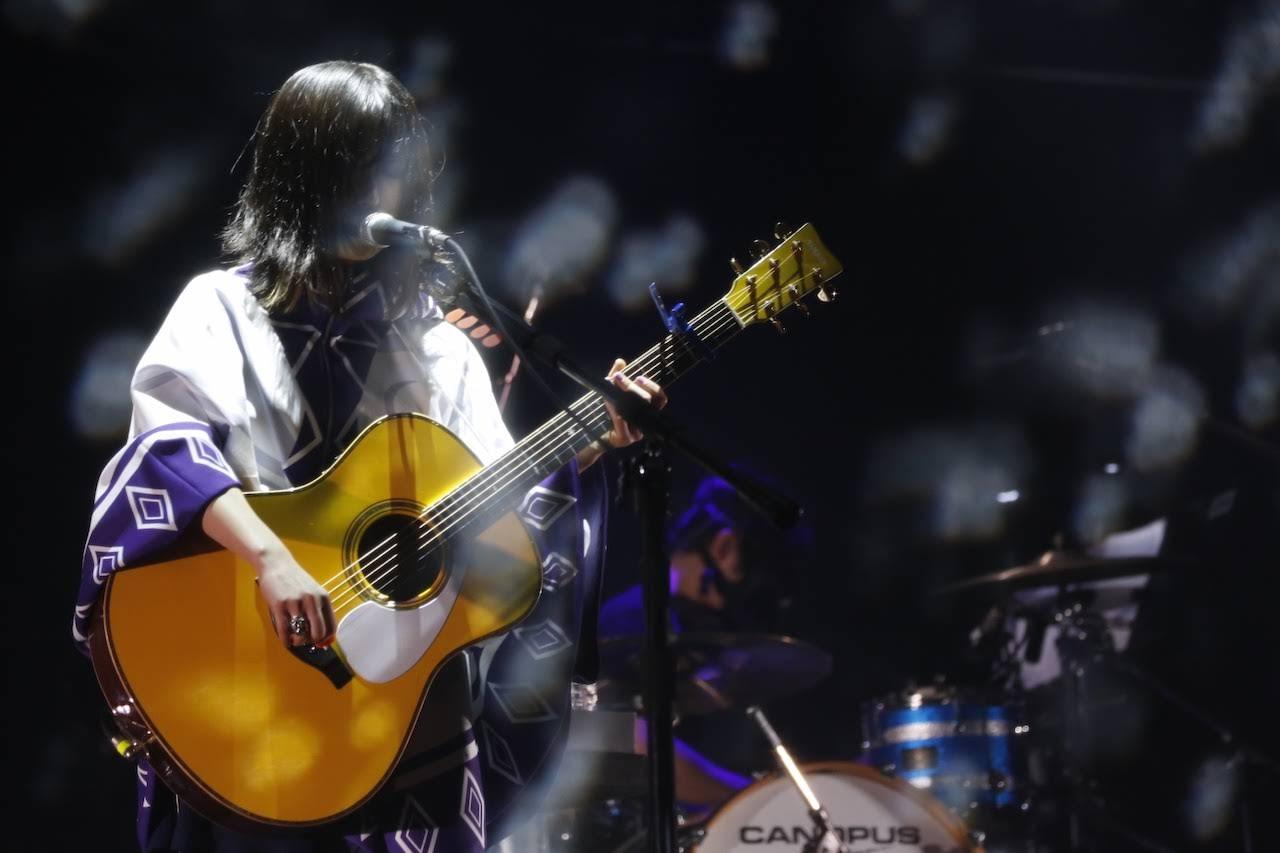 【迷迷現場】COUNTDOWN JAPAN 18/19 SAYURI(さユり) 為第二日開場 「我會當作是最後一場來演唱」
