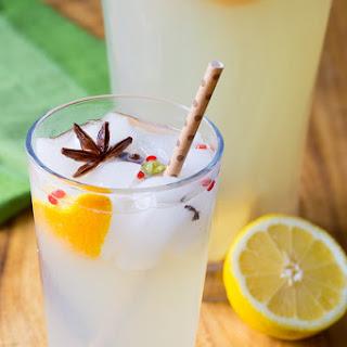 Mulled Lemonade