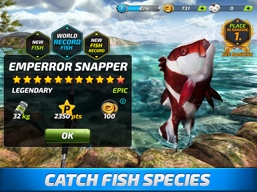 Fishing Clash: Catching Fish Game. Bass Hunting 3D image | 5
