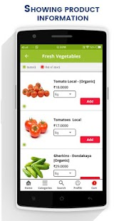 Farm2Home  Online Grocery Store - náhled