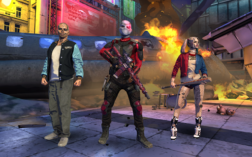 Suicide Squad: Special Ops for PC