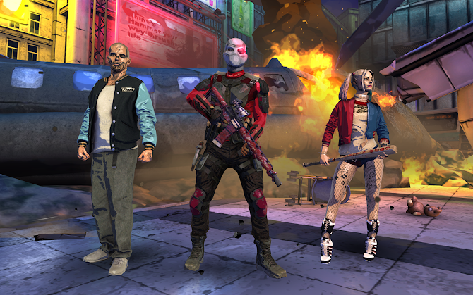 Suicide Squad: Special Ops Android 6