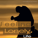 Feeling Lonely Sad Wallpapers icon