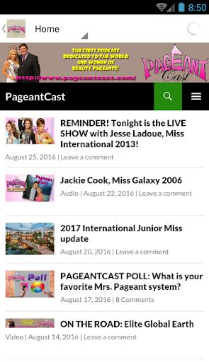 玩免費遊戲APP|下載PageantCast app不用錢|硬是要APP