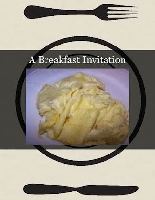 A Breakfast Invitation