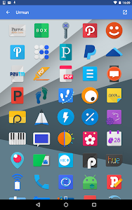 Urmun - Icon Pack screenshot 16