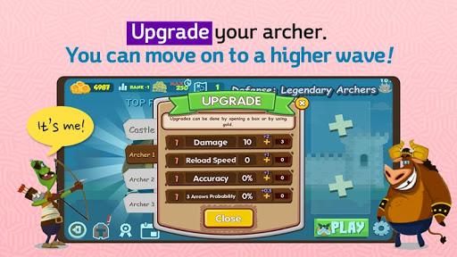 Defense: Legendary Archers 1.0.83 screenshots 1