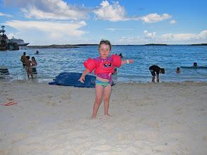 """Photo: """"Ahoy"""" On Castaway Cay"""