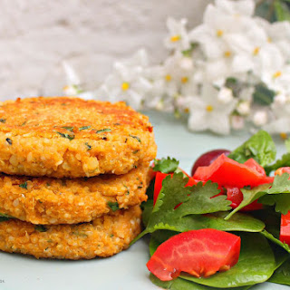 Sweet Potato Fritters Vegetarian Recipes