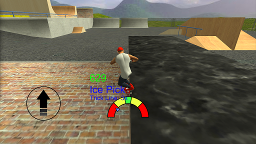 Scooter Freestyle Extreme 3D screenshot