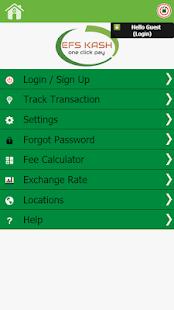 Download EFS Kash For PC Windows and Mac apk screenshot 1