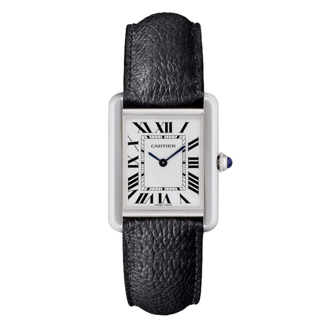 Photo of a Cartier Tank Solo watch