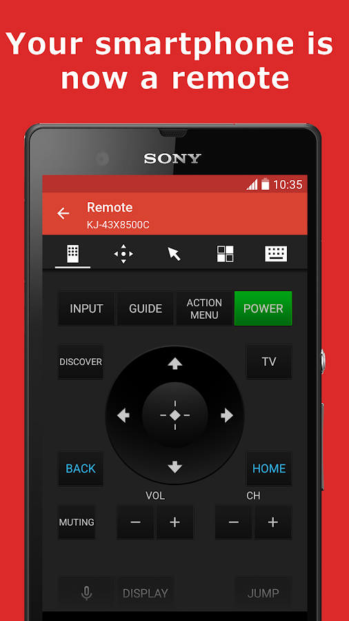 Video & TV SideView : Remote- screenshot