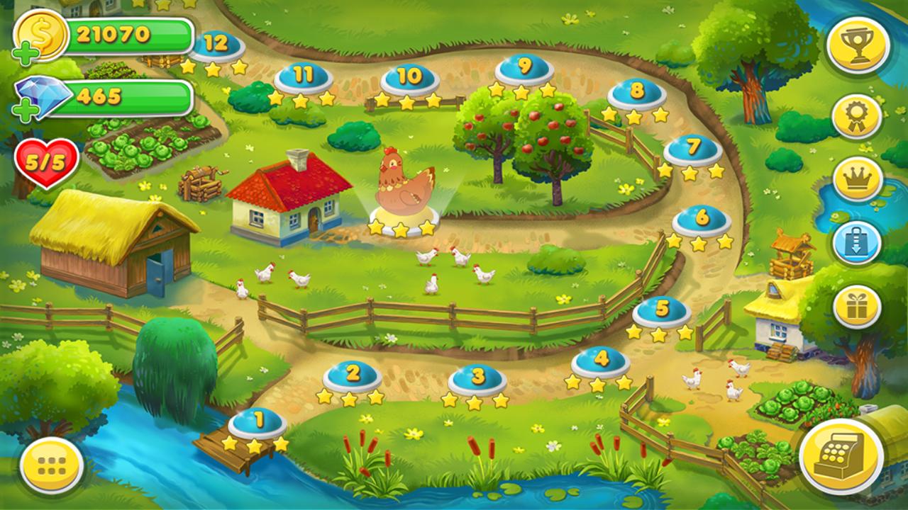 farm heroes saga the game